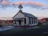 one room schoolhouse in cranberry